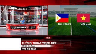 Trực Tiếp Bóng Đá U18 Việt Nam vs U18 Philippines