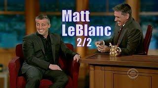 Matt Leblanc - How You Doin' ? - 2/2 Visits In Chronological Order