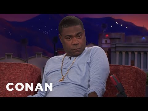 Tracy Morgan Was A