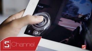 Schannel - Joystick for iPad: Phụ kiện chơi games dành cho iPad  - CellphoneS