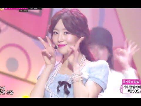 [HOT] Comeback Stage, SECRET - I do I do, 시크릿 - 아이두 아이두, Show Music core 20131214