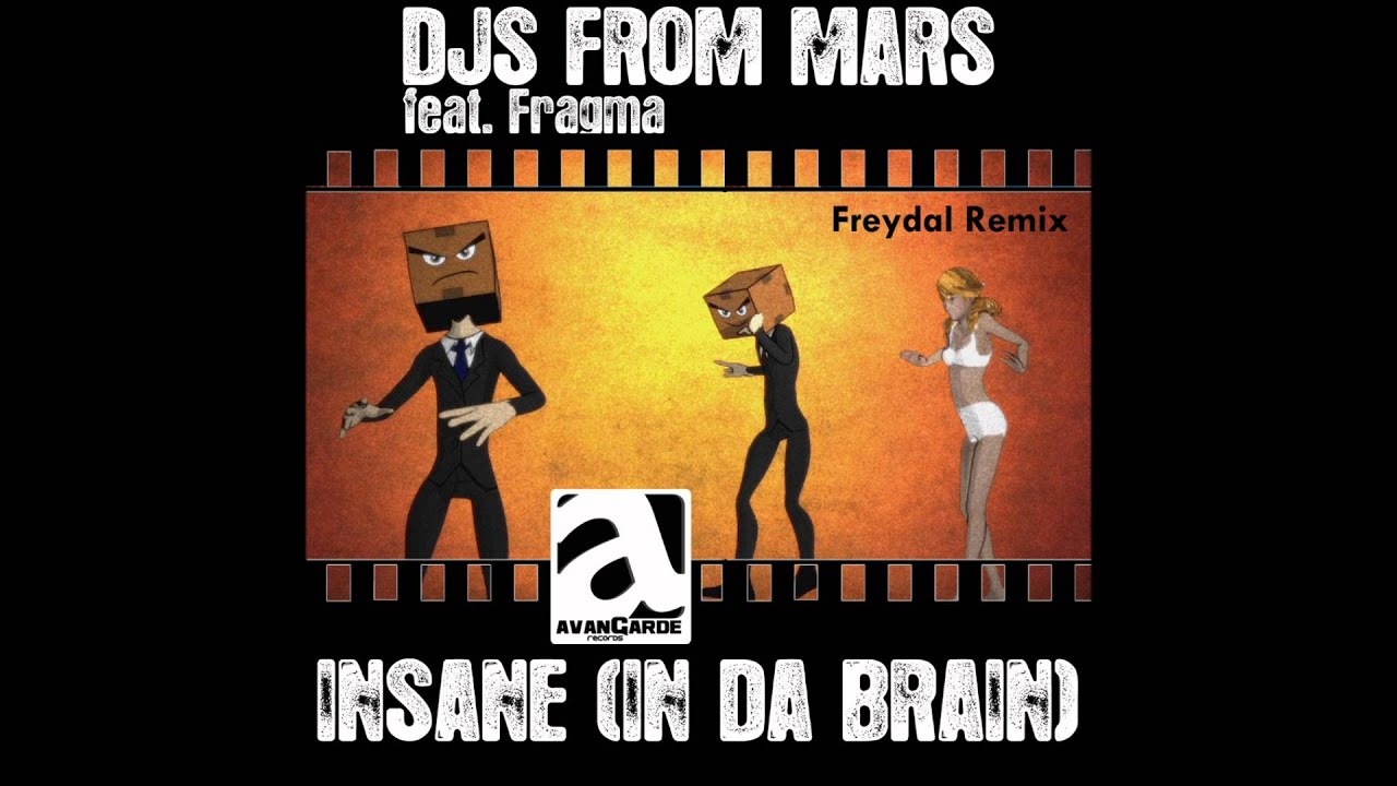 djs from mars insane - photo #18