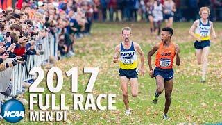 2017 NCAA men's cross country championship | FULL DI race