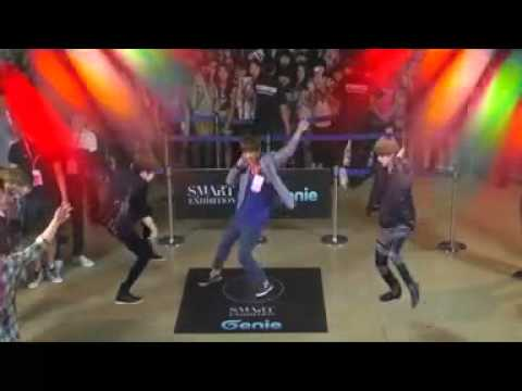 [120903]  Genie Sehun's  dance