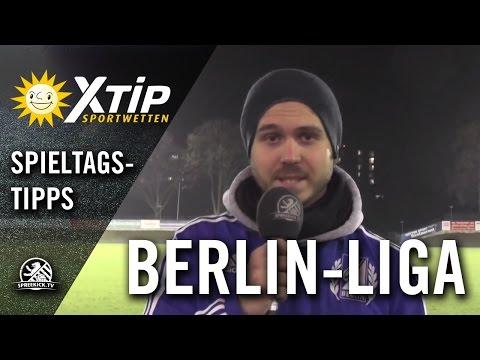 XTiP Spieltagstipp mit Nico Dietrich (SV Empor Berlin) - 16. Spieltag, Berlin-Liga | SPREEKICK.TV