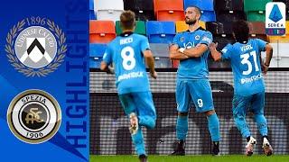 Udinese 0-2 Spezia | Galabinov Brace Gives Spezia First Ever Serie A TIM Win! | Serie A TIM
