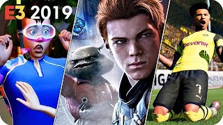 EA E3 2019: All Trailers from the Electronic Arts Press Conference | E3 2019 RECAP