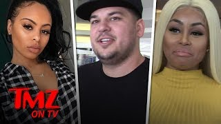 'Love & Hip Hop' Star Alexis Skyy Down to Date Rob Kardashian, After His WCW Post | TMZ TV