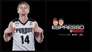 Ryan Cline Doesn't Drink Starbucks Before Games