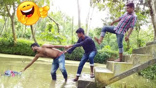 Must Watch New Funny😂 😂Comedy Videos 2019 - Episode 29 Best Comedy Vines    Famous Emon   