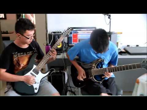 Sonata Arctica - San Sebastian (Revisited) (Twin Guitar Cover)