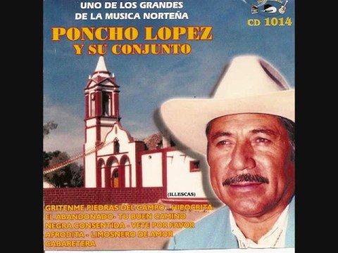 PONCHO LOPEZ - EL ROJO Y LA JUDICIAL