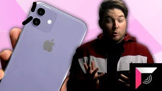 iPhone 11r - it comes with COURAGE