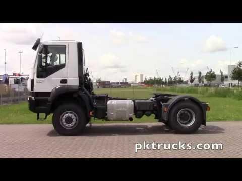 iv3747 - Iveco TRAKKER AD400T45WTP 4x4  tractor head - NEW