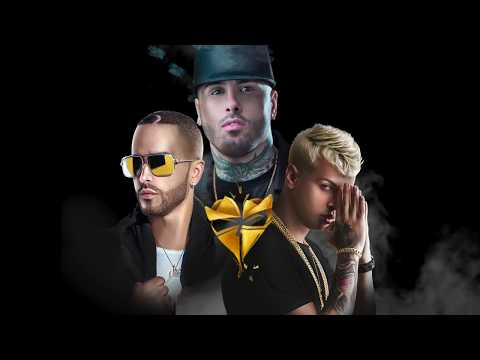 Noriel, Yandel, Nicky Jam - Desperté Sin Ti