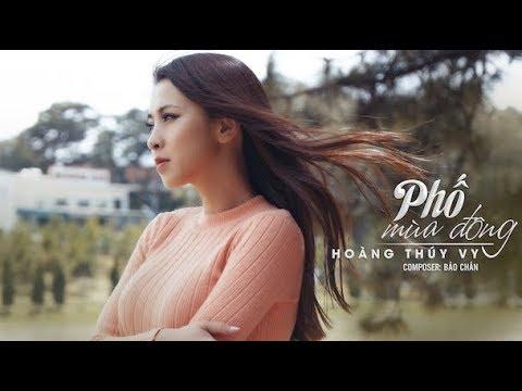 Hoàng Thúy Vy - Phố Mùa Đông (Official Music Video)
