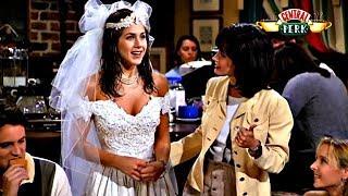 friends - One where rachel runs away from the wedding