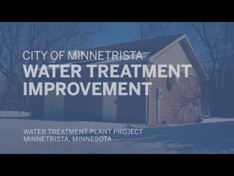 City of Minnetrista Water Improvements