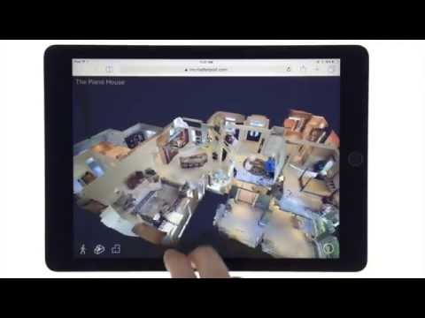 Matterport 3D Virtual Reality (VR) Tours for Real Estate - Wilmington, NC