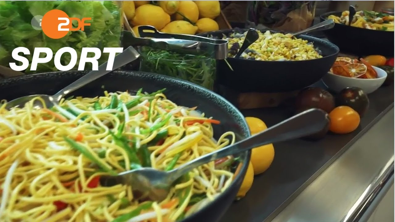 FC Liverpool - Ernährung auf