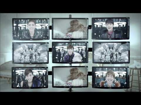 SHINee - 「Dazzling Girl」 Music Video (short ver.)