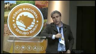 Fórum Nacional de Seguro Rural - Alexandre mendonça de Barros