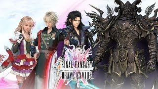 Final Fantasy: Brave Exvius English Version First Look Gameplay Preview