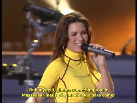 Shania Twain - Up! Live In Chicago (2003) (Legendado\Traduzido) PT-BR