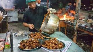 Peshawari Dum Pukht, Zaiqa Restaurant Ring Road | Peshawari Rosh | Dum Pukht | Peshawari BBQ | Wreta