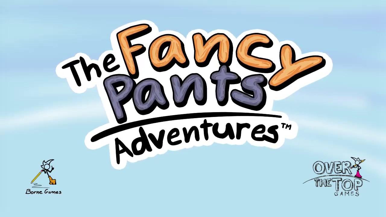 Играй Fancy Pants Adventures На ПК 2