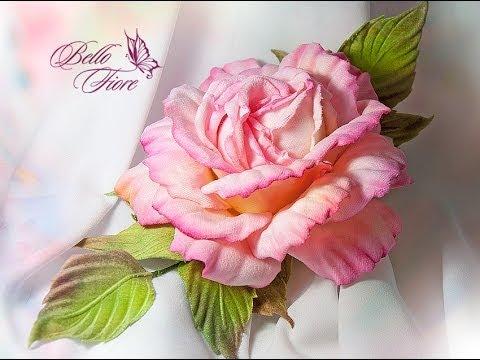 Япония цветы из ткани шелка фото мастер класс инструкция #12