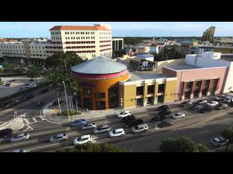 The Shops at Sunset Place Drone Video