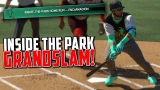LMAO! I HIT AN INSIDE THE PARK GRAND SLAM! MLB The Show 17 | Diamond Dyansty | MVP Series #5