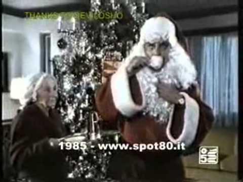 Lavazza Caffè - Sogg. Manfredi Babbo Natale (1985)