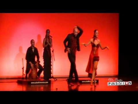 Rodrigo Torres y Carolina Gonzalez - Salsa-Flamenco