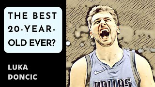 How Luka Doncic is redefining what's possible for young players