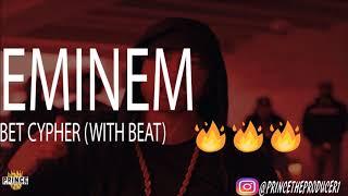 EMINEM BET CYPHER 2017 (DONALD TRUMP DISS) (With A Beat)
