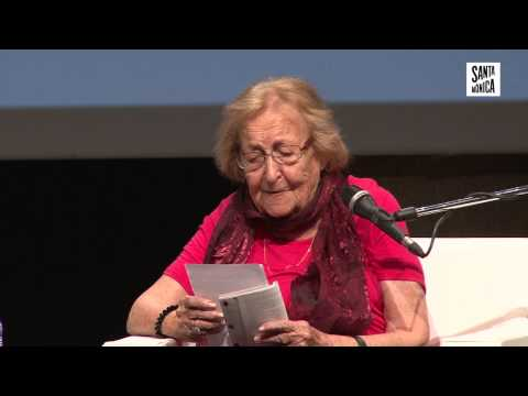 Dilluns de poesia a l'Arts Santa Mònica amb Montserrat Abelló