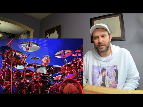 Rush | Neil Peart Tribute Re-Post | Tom Sawyer Live | Reaction
