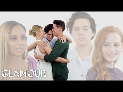 Riverdale's Cast Takes a Friendship Test | Glamour