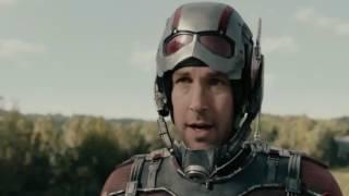 Ant-man 2015 Vtipné scény - CZ Dabing