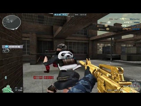 CrossFire China 2.0 : New system report Hack, cheat [Tencent Protect]  ✔