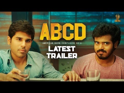 ABCD Movie Latest Trailer