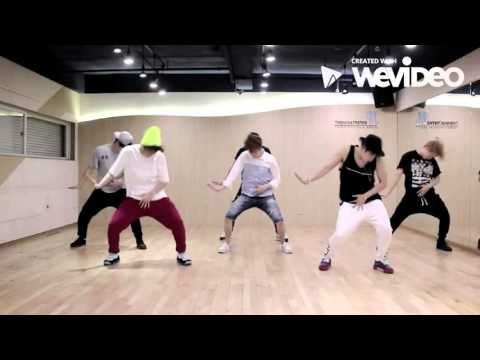 2PM (투피엠) - 우리집 (My House) - Dance Practice (Mirrored)