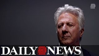 Dustin Hoffman apologizes after former intern accuses him of sexual harassment