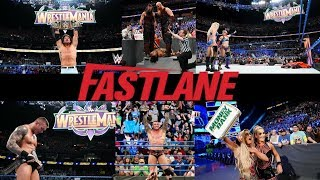 WWE Fastlane 11th March 2018 Full Results And Highlights (3/11/32018)