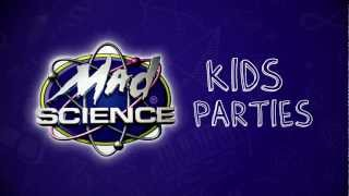 Mad Science Birthday Parties! Now with Rocket Launch!
