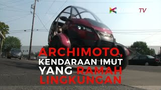 Archimoto, Kendaraan Imut Ramah Lingkungan