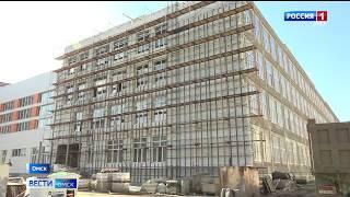 Новая школа в микрорайоне «Амурский — 2» появиться уже этой осенью