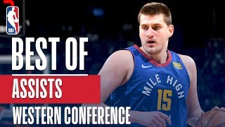 Western Conference's Best Assists | First Round of 2019 NBA Playoffs | State Farm